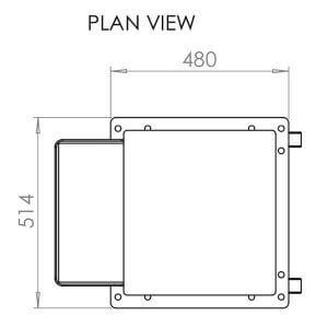 Plan-View-ALLpaQ-Spool-Stand