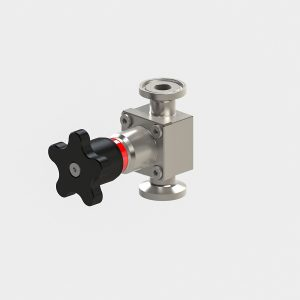 Diaphragm star valve 2-way