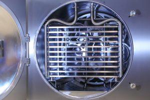 Freeze dryer EKS 150 with 10+1 shelves