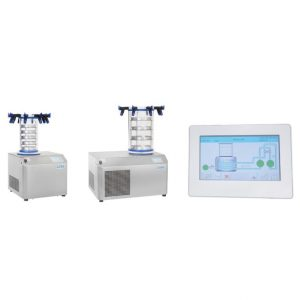 Laboratory Freeze Dryer VaCo-Series