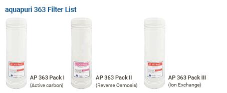 aquapuri 363 filter list