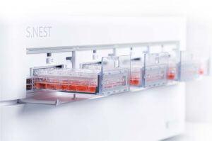 S-Nest-bioreactor